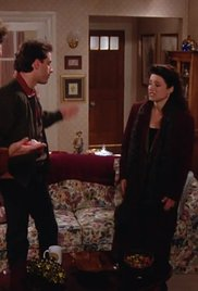 seinfeld elaine dating serial killer In classic seinfeld storytelling, we see a mix up of several story lines in this episode from the ninth season elaine becomes disgusted about how many cakes are served at work, kramer.