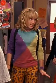 mcguire Hilary duff fakes lizzie