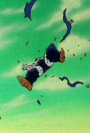 The Plot Is Smashed! The Counterattack, Vegeta vs. Zarbon