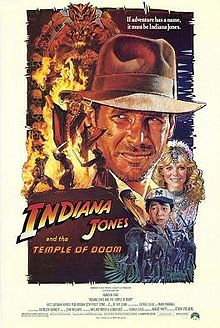 Indiana Jones And The Temple Of Doom