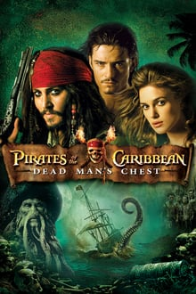 Pirates of the Caribbean Dead Man's Chest