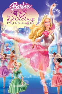 Barbie in the 12 Dancing Princesses