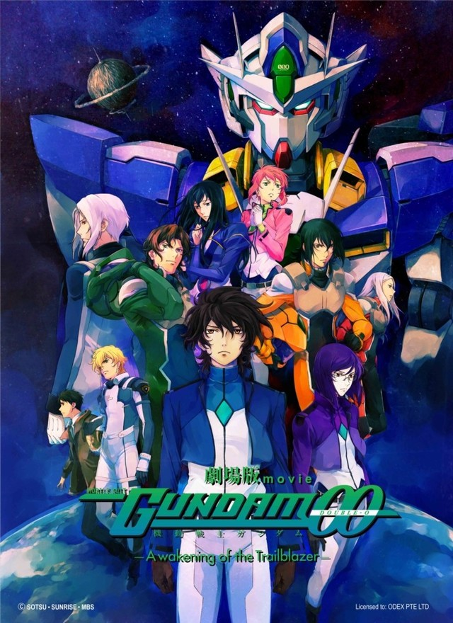 Mobile Suit Gundam 00: Awakening of the Trailblazer