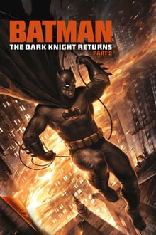 Batman The Dark Knight Returns, Part 2