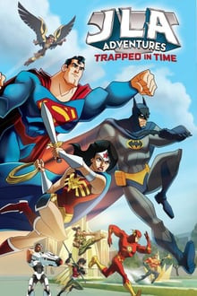 JLA Adventures: Trapped in Time