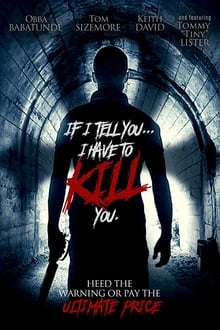 If I Tell You I Have to Kill You