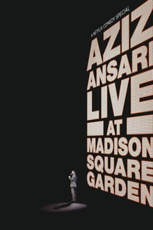 Aziz Ansari Live in Madison Square Garden