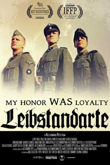 My Honor Was Loyalty