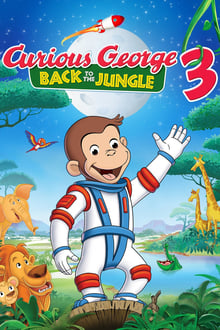 Curious George 3 Back to the Jungle