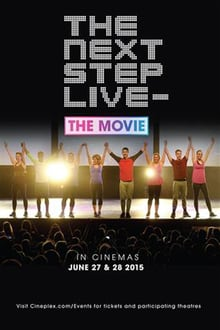 The Next Step Live: The Movie