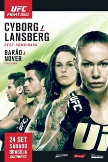 UFC Fight Night 95 Cyborg vs Lansberg