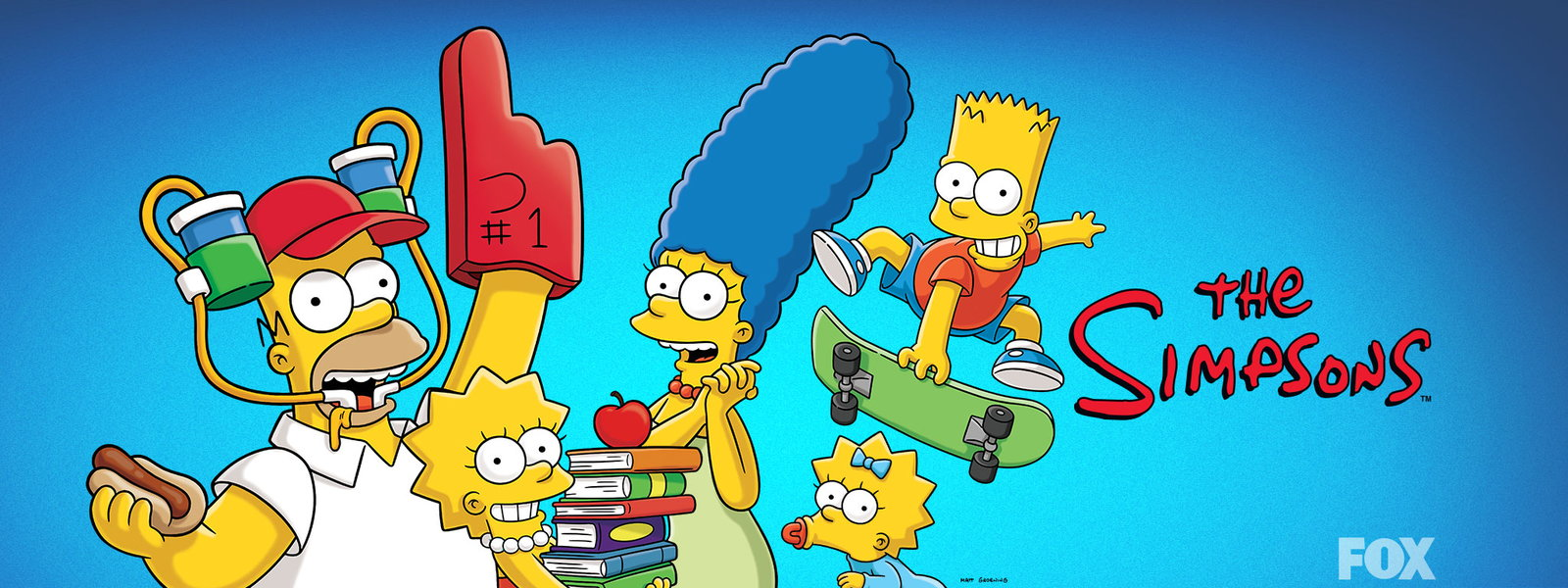 The Simpsons 32×14