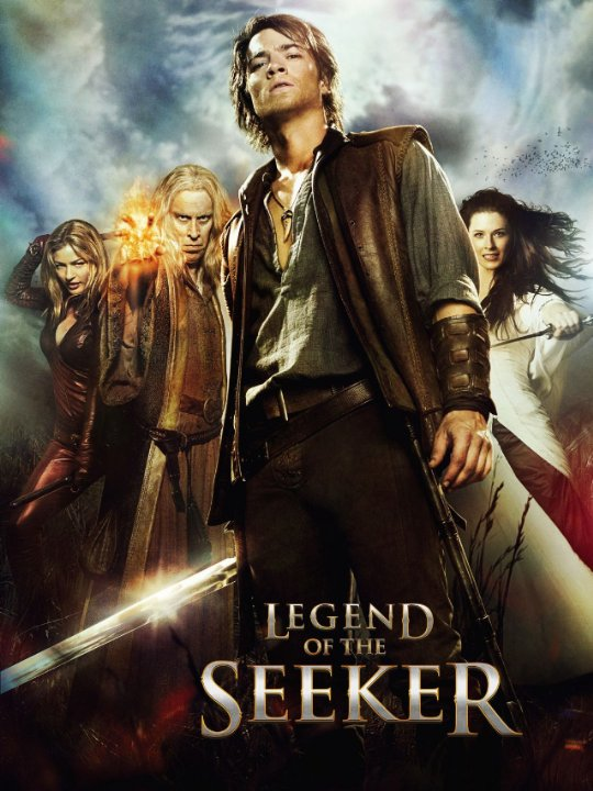 Legend of the Seeker 1×1