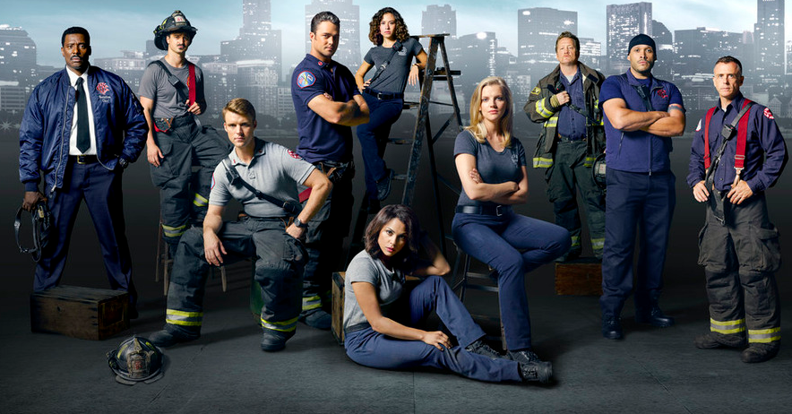 Chicago Fire 8×7