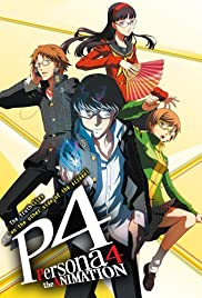 Persona 4 The Animation 1×19