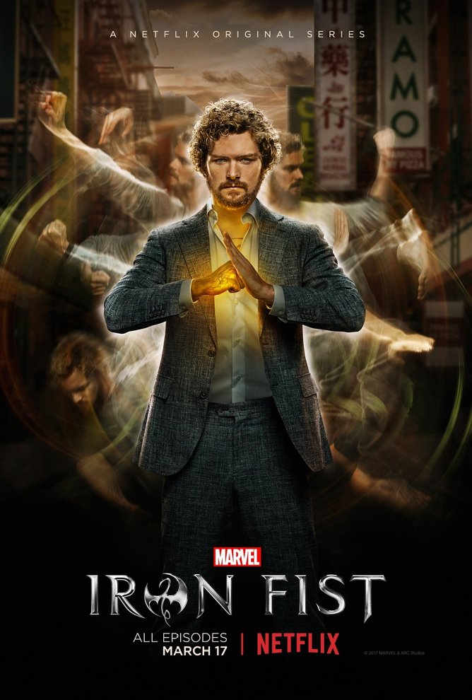 Marvel's Iron Fist 1×2