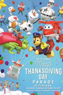 91st Macy's Thanksgiving Day Parade