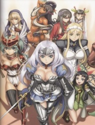 Queen's Blade: Rebellion (sub)