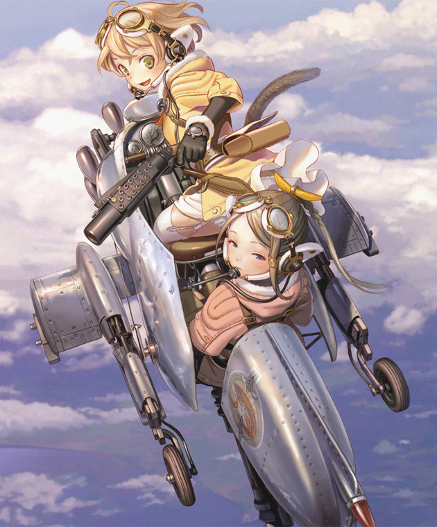 Last Exile: Fam, The Silver Wing (sub)