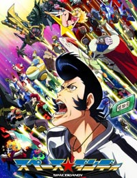 Space☆dandy (sub)