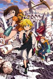 The Seven Deadly Sins: Signs Of Holy War (dub) Episode 1