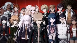 Danganronpa: The Animation (dub)