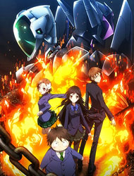 Accel World (dub) Episode 8