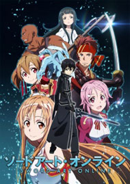 Sword Art Online (dub) Episode 1
