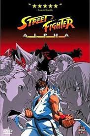 Street Fighter Alpha (sub)