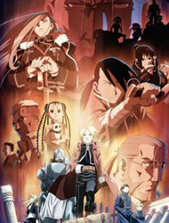 Fullmetal Alchemist: Brotherhood (dub) Episode 1