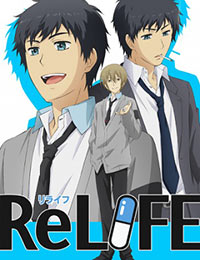 Relife (dub) Episode 1