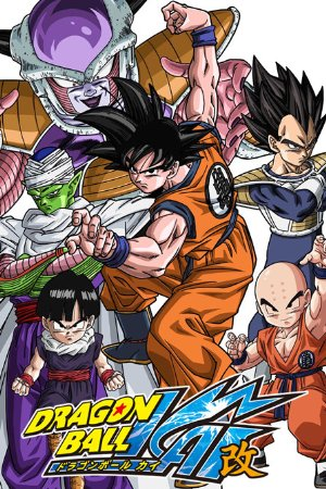 Dragon Ball Kai (dub) Episode 13