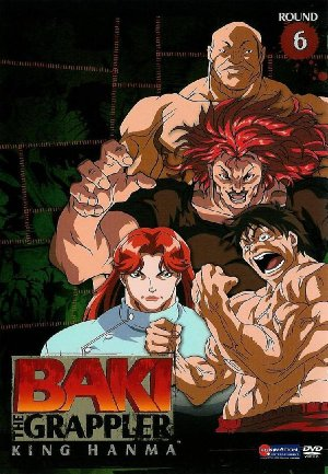 Baki The Grappler 2 (sub)