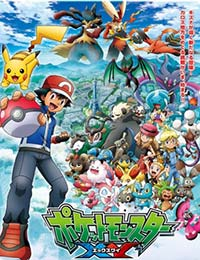 Pocket Monsters Xy (dub)