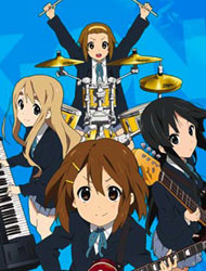 K-on! (dub) Episode 1