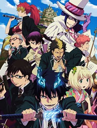 Ao No Exorcist (dub) Episode 13