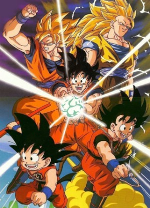 Dragonball Z The Abridged