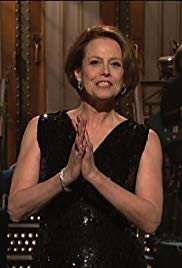 Sigourney Weaver/The Ting Tings