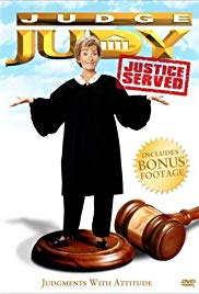 No One Talks to Judge Judy Like That!/Grief and Trauma Rental?