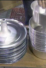Aluminium Pots and Pans/Artificial Limbs/Peanut Butter/High Intensity Light Bulbs