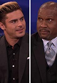 Zac Efron & Adam DeVine/Tavis Smiley/Rhea Butcher