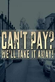 Can't Pay? We'll Take It Away!