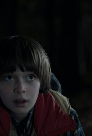 Chapter One: The Vanishing of Will Byers