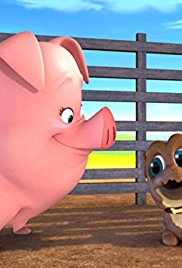 Pigs and Pugs/Bob Loves Mona
