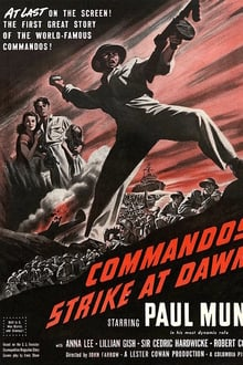 Commandos Strike at Dawn