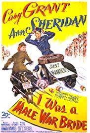I Was a Male War Bride