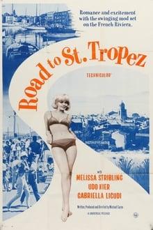 Road to Saint Tropez