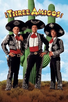 Â¡Three Amigos!
