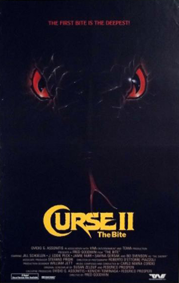 The Curse II: The Bite