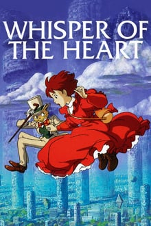Watch Whisper of the Heart Full Movie | 123Movies